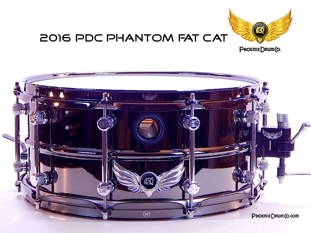 PDC Phantom Fat Cat