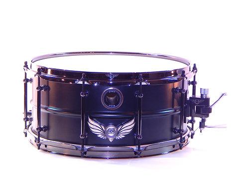 Aluminum Shell Black Hawk Snare