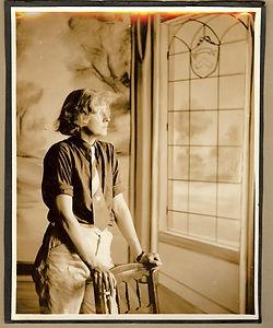 Helen Tooker, Scenic Artist