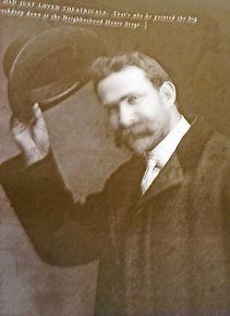 Frederick Morse, Scenic Artist