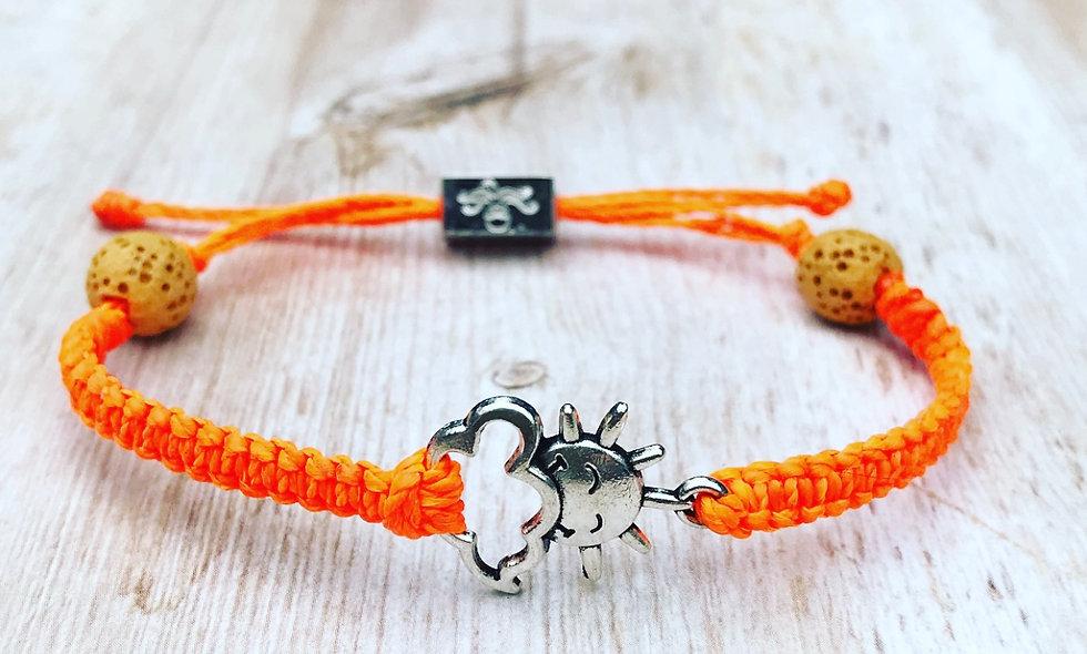 Sunshine Charm Bracelet