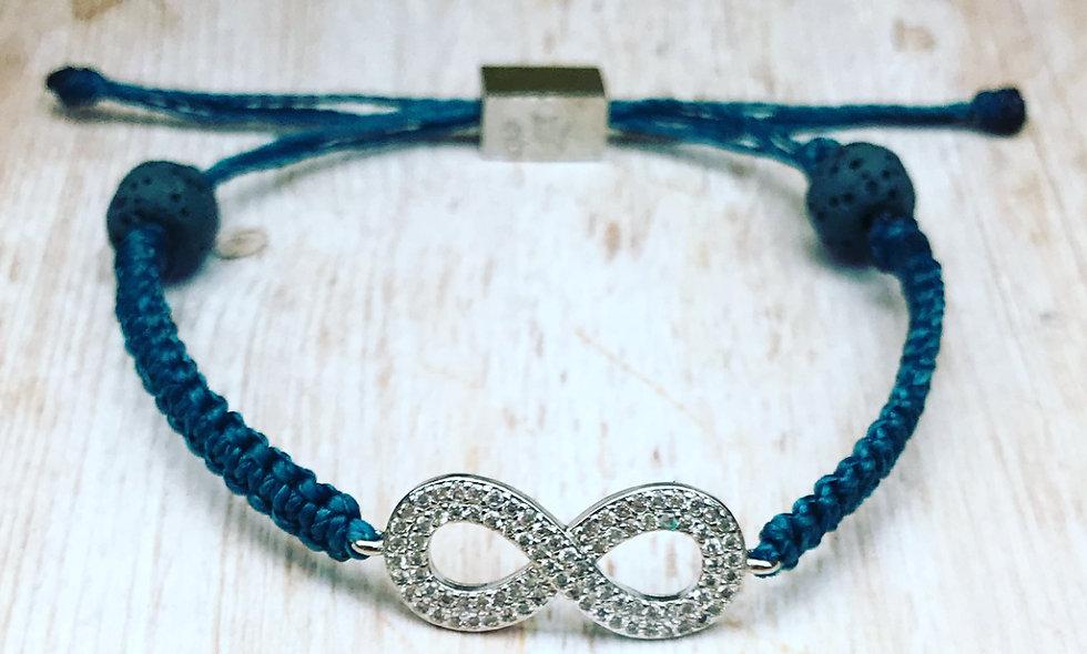 Infinity Charm Bracelet