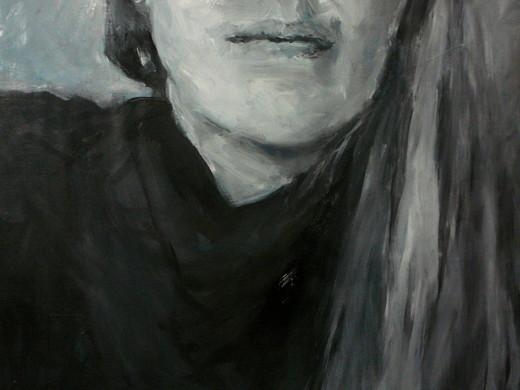 Autoportrait, extrait