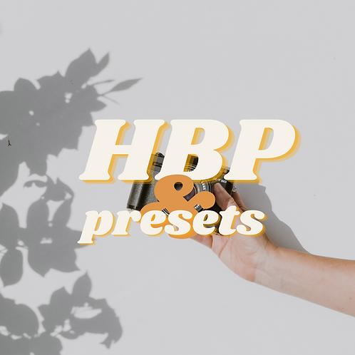 HBP Preset Pack