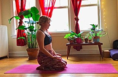 Saoirse Dungan Yoga