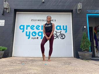 Brynne G Greenway Yoga