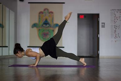 Sara K yoga