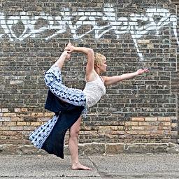 Belle Gertjejansen Yoga