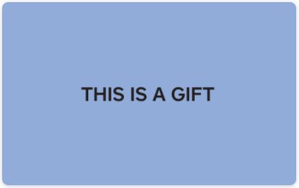GWY gift