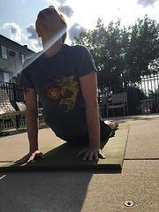 Sam P Yoga