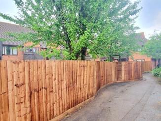 Erection of Fence - Bristol