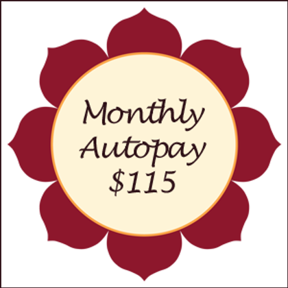 Monthy Autopay (no Paypal)