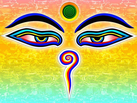 Dṛṣṭi - The Eyes: The Window into Your Soul
