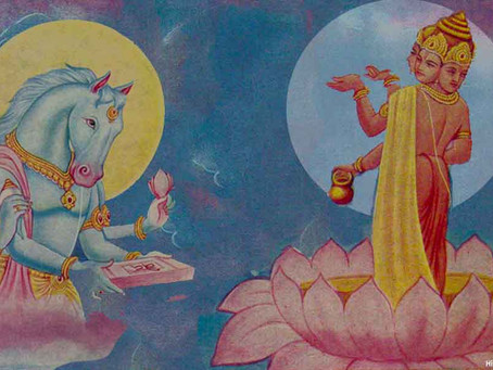 The Inner Meaning of a Prāṇāyāma Mantra Shows Vedic Support for the Practice of Tristhāna