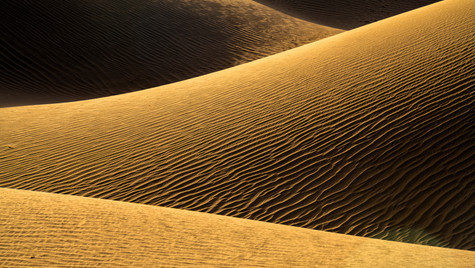 Golden slopes