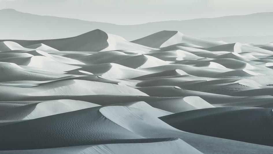 Surreal dunes
