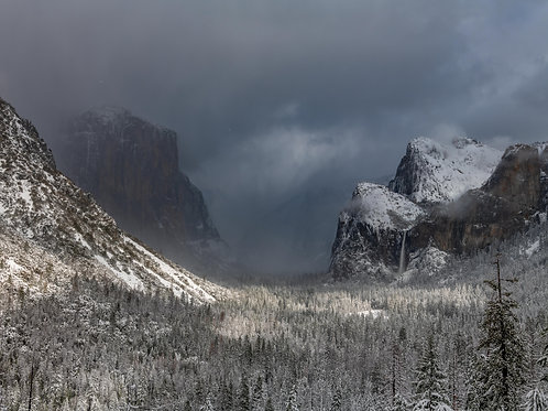 Yosemite winter and Firefall workshop - Feb, 2020 - (3N/4D) - $1475