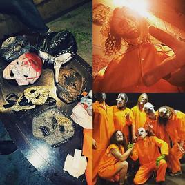 Halloween 2018 #slipknot #nekrogoblikon.