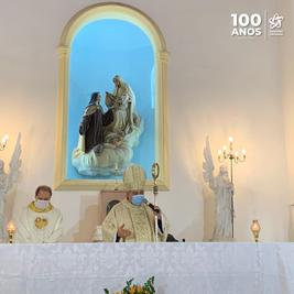 Missa de 100 Anos da Pequena Cruzada