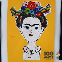 Arte: Frida Kahlo
