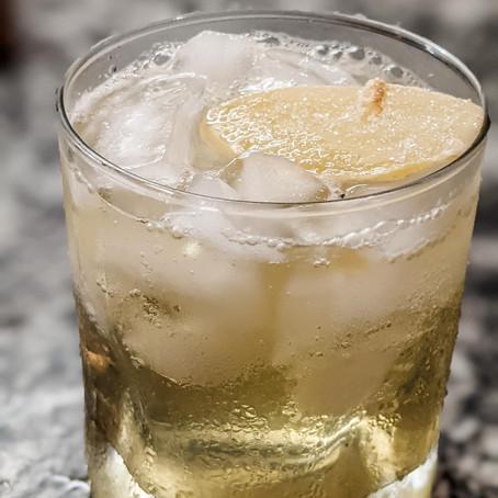 Chai Whiskey Highball