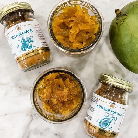 Mango Murabba (Sweet or Spicy)