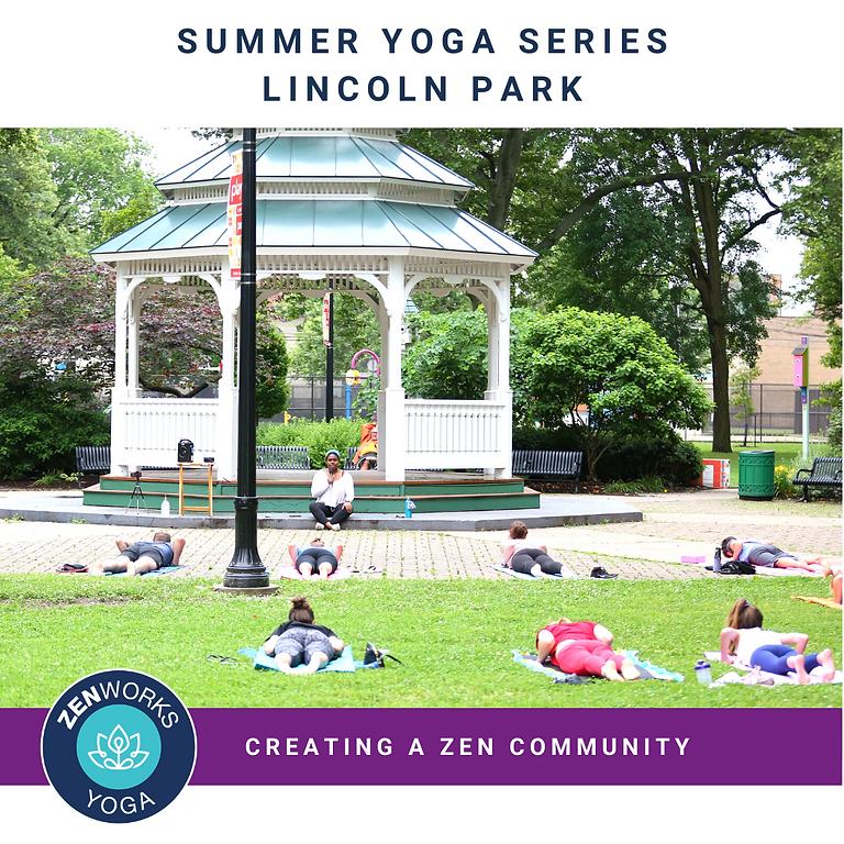 Summer Yoga Series - Lincoln Park