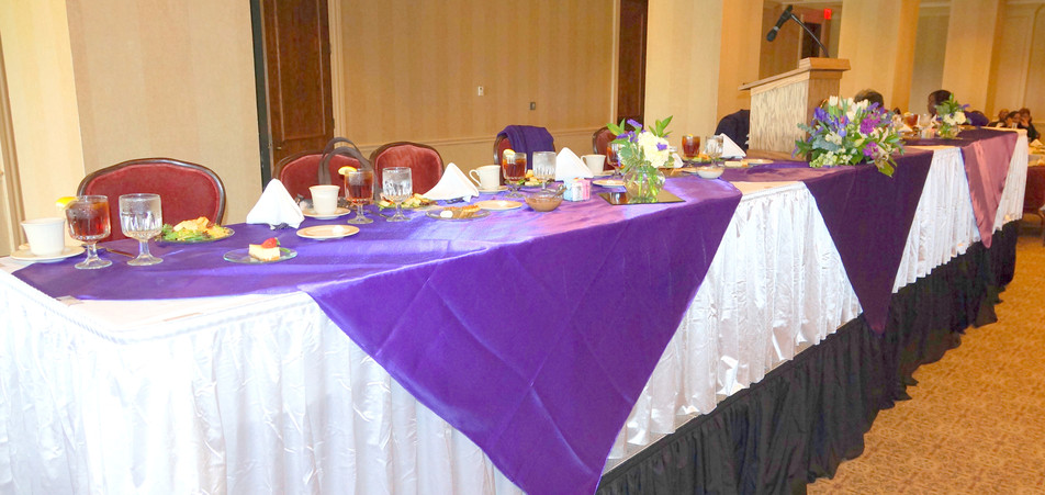 Thirty-Fourth Annual Heritage Luncheon
