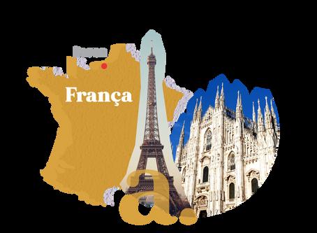 #Intercâmbio - França