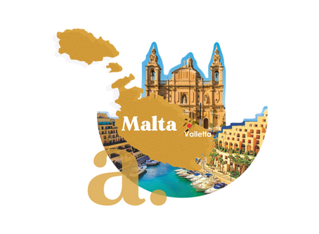 #Intercâmbio - Malta