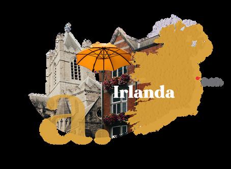 #Intercâmbio - Irlanda