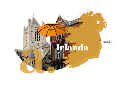 #Intercâmbio - Irlanda