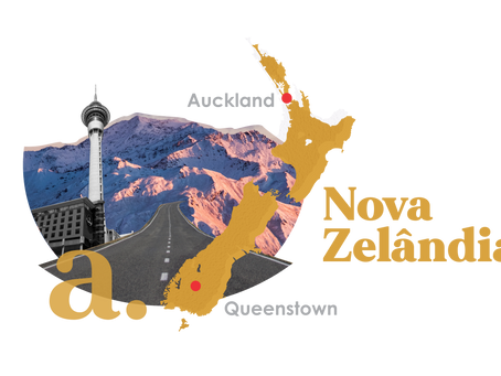 #Intercâmbio - Nova Zelândia