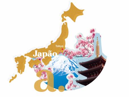 #Intercâmbio - Japão