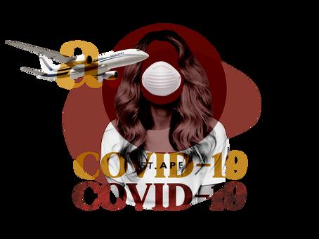 COVID-19 e Viagens, o que fazer?