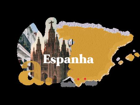 #Intercâmbio - Espanha