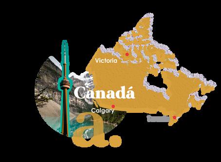 #Intercâmbio - Canadá
