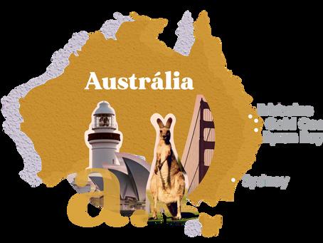 #Intercâmbio - Austrália