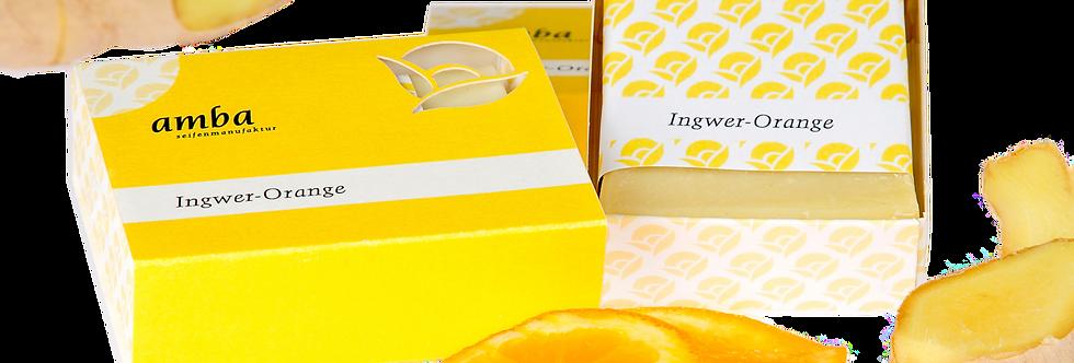Ingwer-Orange Seife