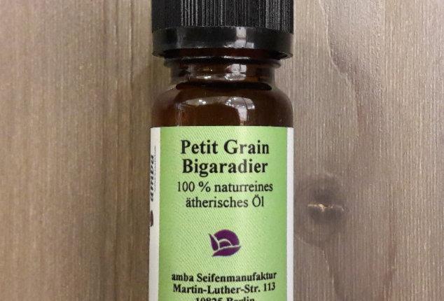 Petit Grain Bigaradier (Citrus aurantium amara) 10ml