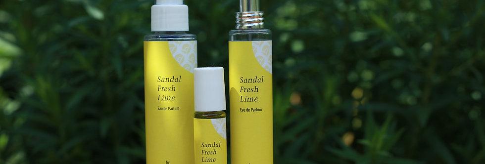 Sandal Fresh Lime Eau de Parfum