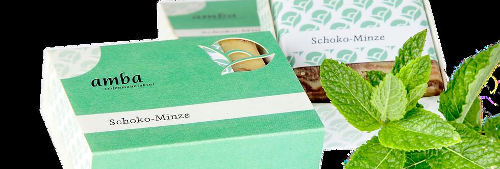 Chocolate Mint Soap