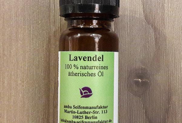 Lavendel (Lavendula angustifolia) ab 10ml kontrolliert biologischer Anbau