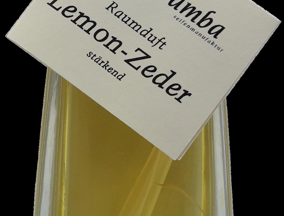 Lemon-Zeder Raumduft