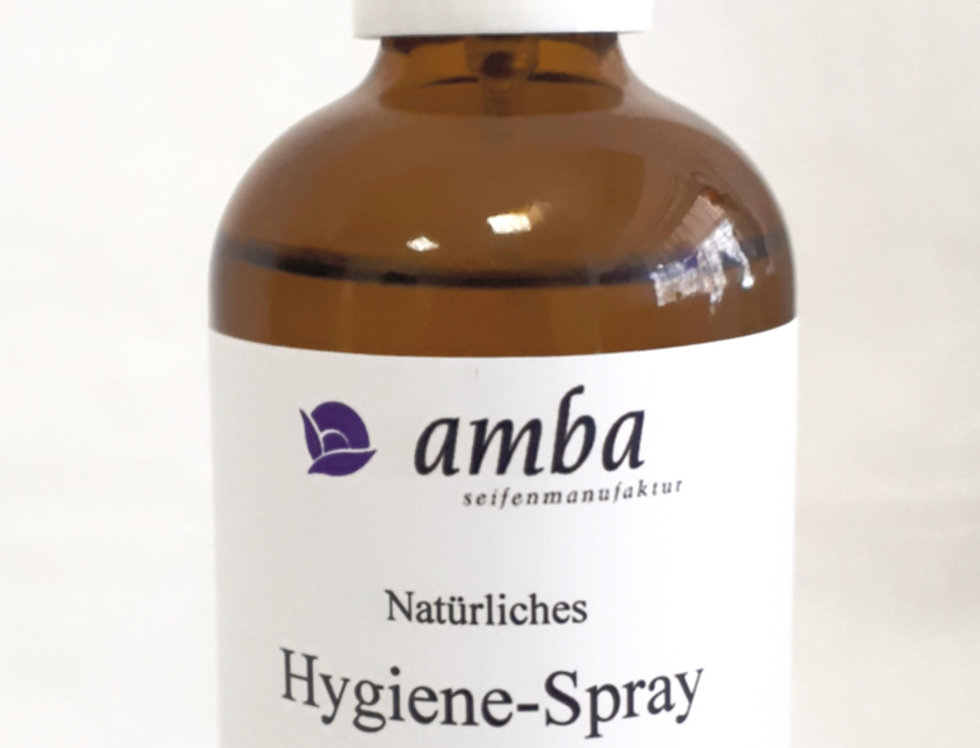 Hygiene-Spray zur Desinfektion