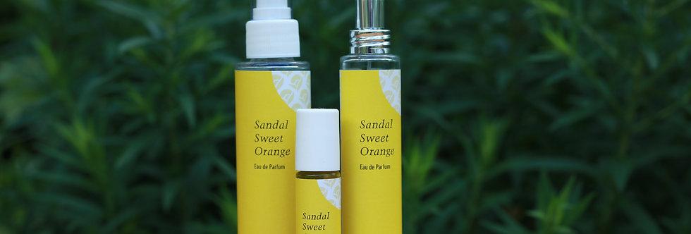 Sandal Sweet Orange Eau de Parfum