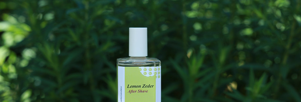 After Shave Lemon-Zeder
