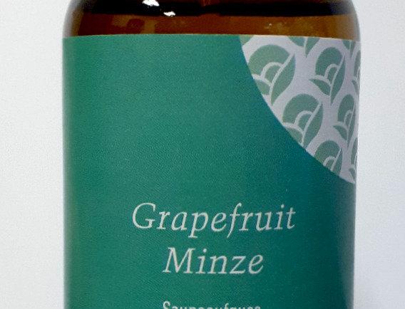 Grapefruit-Minze Saunaaufguss