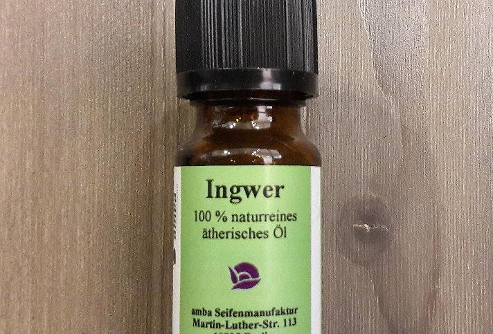 Ingwer (Zingiber officinale) 10ml
