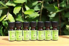 naturreine ätherische Öle